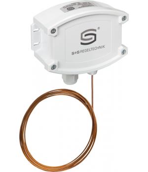 Термостат защиты от замерзания S+S REGELTECHNIK THERMASREG FST 1D