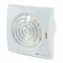 Вытяжной вентилятор VENTS 125 TH Квайт (Датчик влажности) 17 Вт