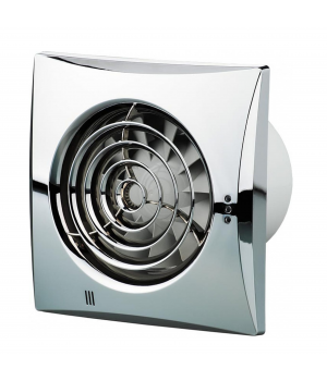 Вытяжной вентилятор VENTS 100 Квайт Хром 7.5 Вт