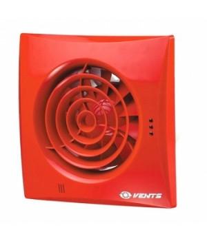 Вытяжной вентилятор VENTS 100 Квайт Красный 7.5 Вт