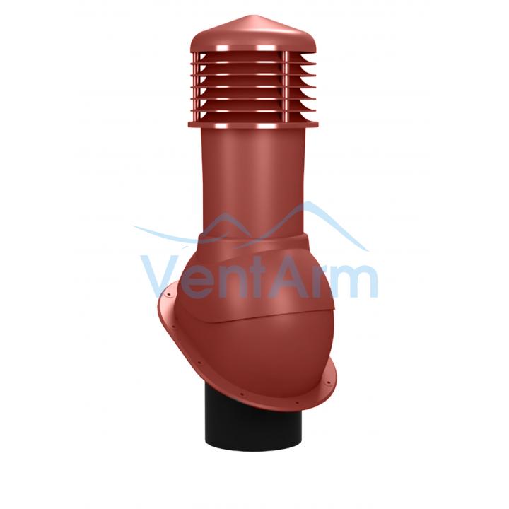 Вентиляционный выход неизолированный WIRPLAST NORMAL K52 150/500 Красный