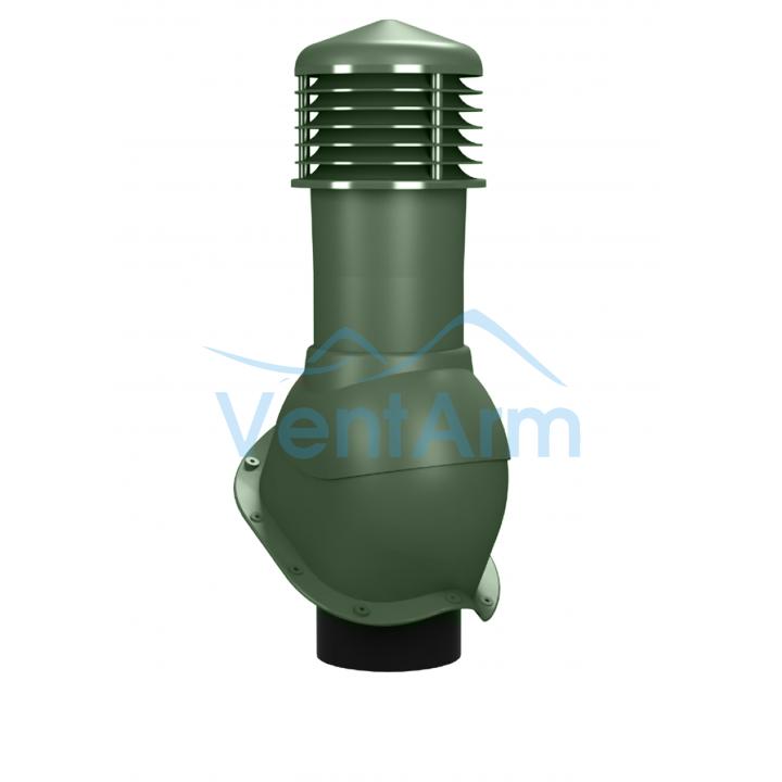 Вентиляционный выход неизолированный WIRPLAST PERFEKTA K53 150/500 Зелёный