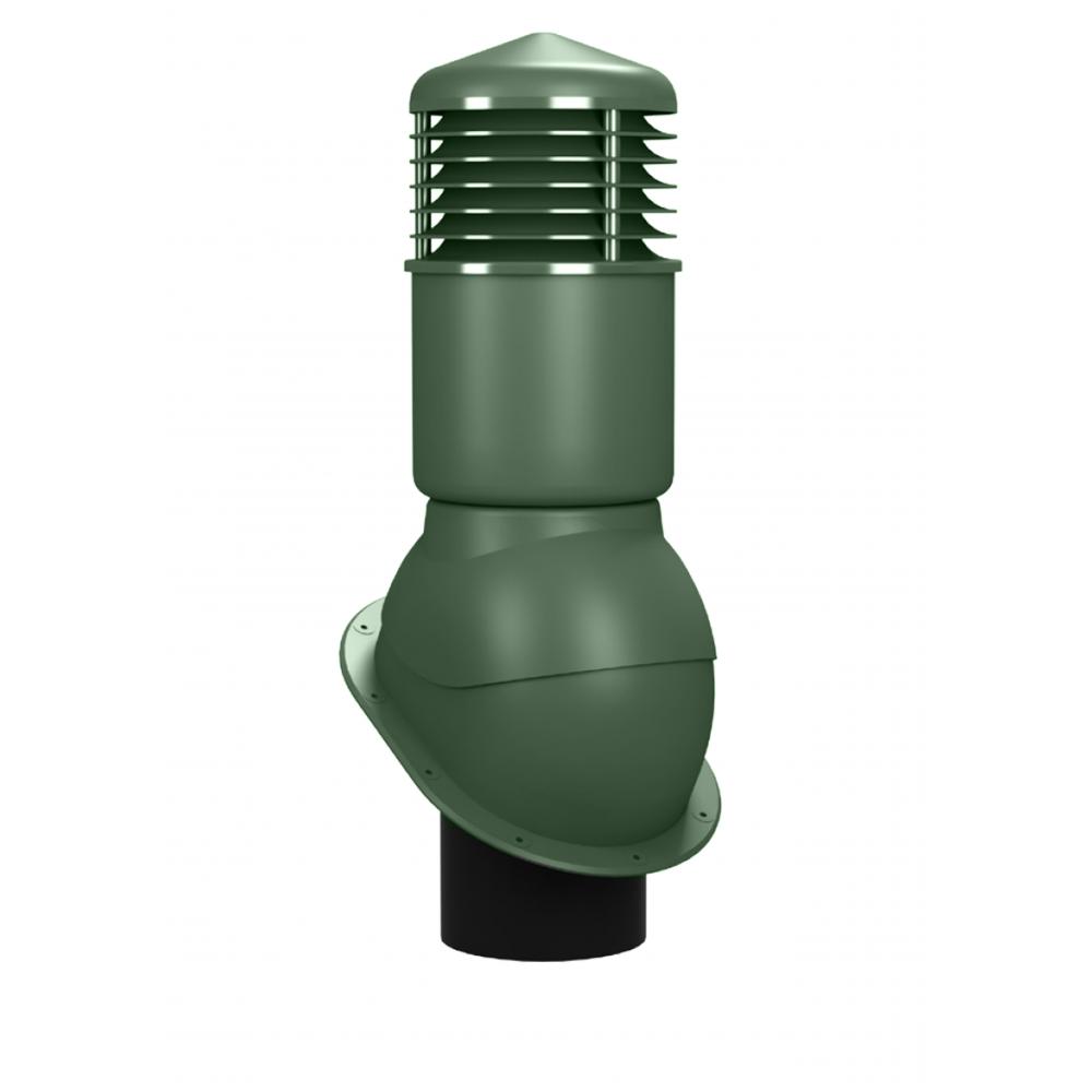 Вентиляционный выход изолированный WIRPLAST NORMAL K54 150/500 Красный