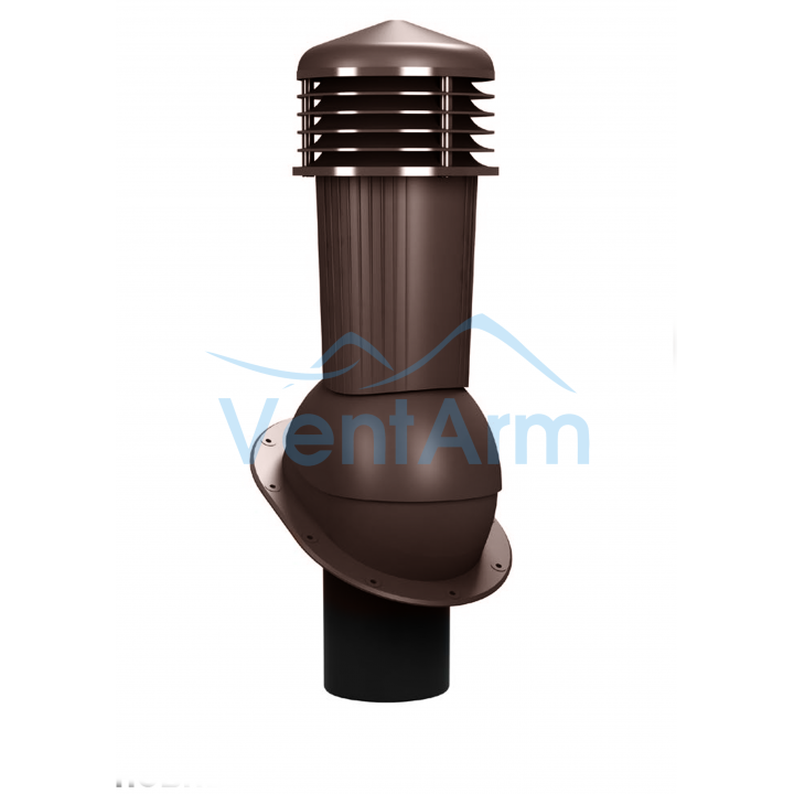 Вентиляционный выход неизолированный WIRPLAST NORMAL PLUS K88 110-125/500 Коричневый