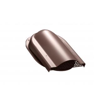 Вентилятор подкровельного пространства WIRPLAST EASY P19 Коричневый