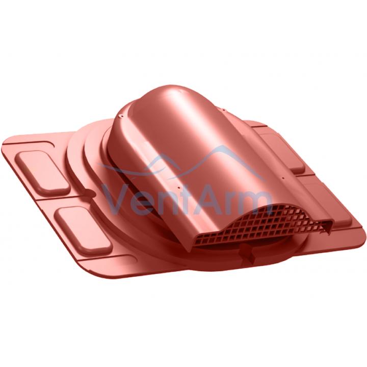 Вентилятор подкровельного пространства WIRPLAST OPTIMUM P20 Красный