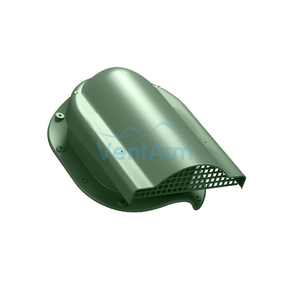 Вентилятор подкровельного пространства WIRPLAST ROLLING P51 Зелёный