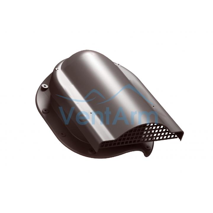 Вентилятор подкровельного пространства WIRPLAST ROLLING P51 Коричневый