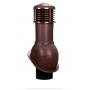 Вентиляционный выход неизолированный WIRPLAST NORMAL K52 150/500 Коричневый