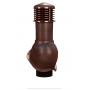 Вентиляционный выход неизолированный WIRPLAST PERFEKTA K53 150/500 Коричневый