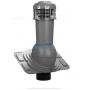 Вентиляционный выход с электровентилятором WIRPLAST UNIWERSAL PLUS K93 110-125/500 Графитовый
