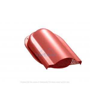 Вентилятор подкровельного пространства WIRPLAST EASY P19 Красный