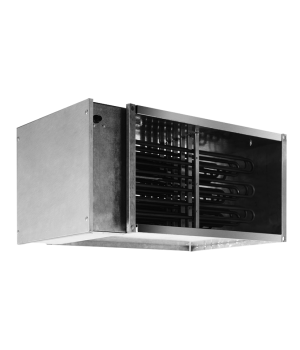 Shuft электрические нагреватели для прямоугольных каналов EHR 500x250-18