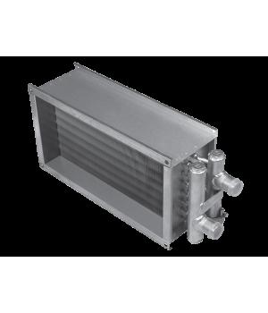 Shuft водяной нагреватель для прямоугольных каналов WHR 300x150-3