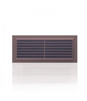 Вентиляционная решетка пластиковая 130х300