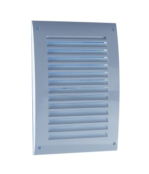 Вентиляционная решетка пластиковая 300х140
