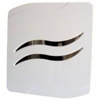 Mmotors Вентилятор накладной ММ-Р 100/105 белый с серебряной волной