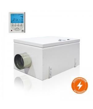Приточная установка с автоматикой Zentec и электрическим нагревателем ВПУ-300/3 кВт