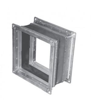 (РОВЕН) Гибкая вставка для радиальных вентиляторов ВГ-ВР/ВЦ-2.0-140*140